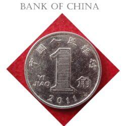 2011 1 Yi Jiao Zhongguo Renmin Yinhang