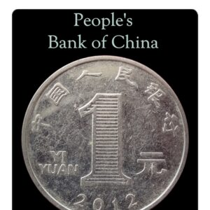 2012 1 Yi Jiao Zhongguo Renmin Yinhang -
