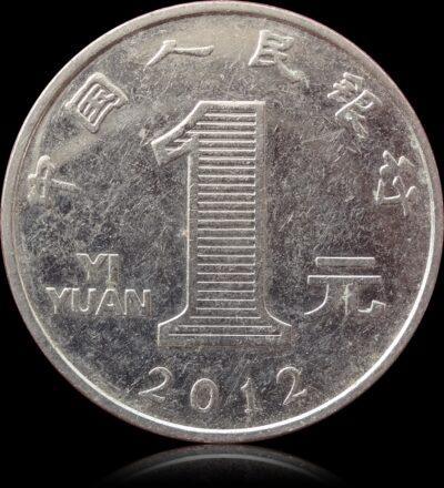 2012 1 Yi Jiao Zhongguo Renmin Yinhang - O