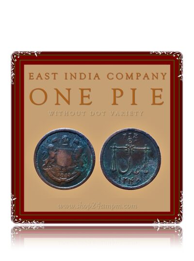 1833 1 pie East India Company Worth Collecting