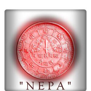 2034 50 paise Nepal Shri Virendra Veer Vikram Shahdev