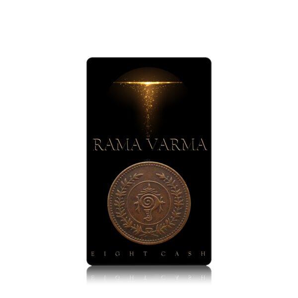 Eight Cash Rama Varma Kingdom of Travancore Worth Collecting