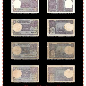 1 rupee notes