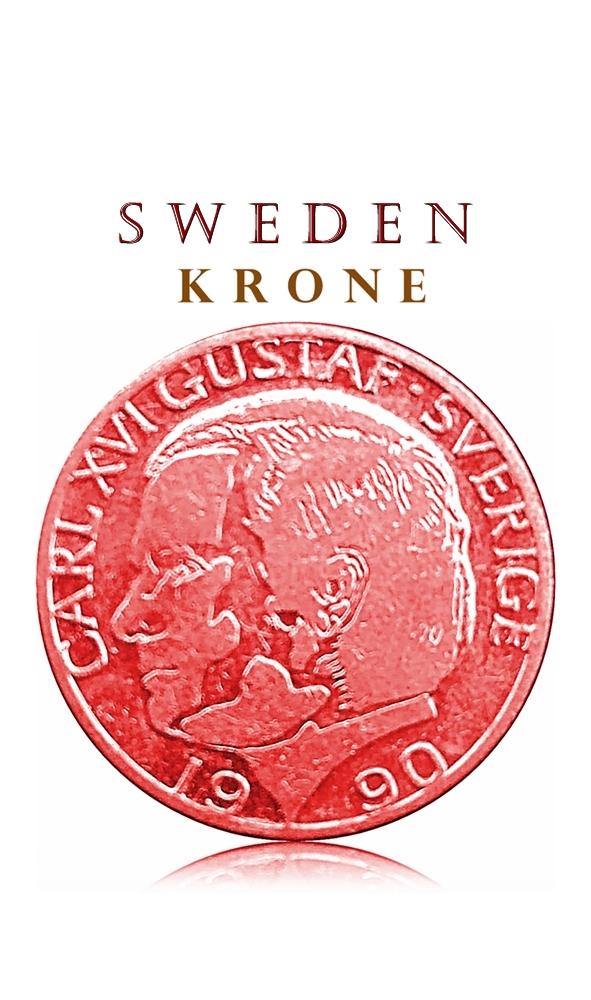 Sweden 1 Krone